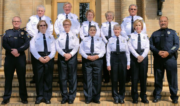 New batch of Partners volunteers join the Lodi Police Department