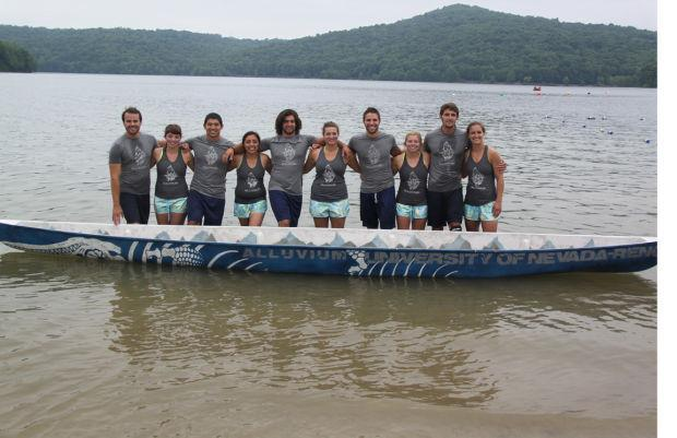 Engineering student Jessica Guantone of Lodi helps college team win concrete canoe competition