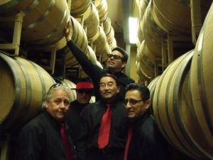 The Vine Dawgz will play Classic Rock and Pop music on Friday and Saturday night at the Lodi Grape Festival
