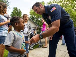 Lodi residents turn out  to celebrate 31st annual National Night Out