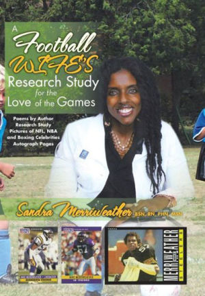 Lodi Unified School District nurse and NFL wife Sandra Merriweather writes book about concussions