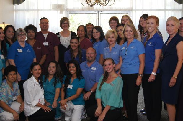 Fairmont Rehabilitation Staff