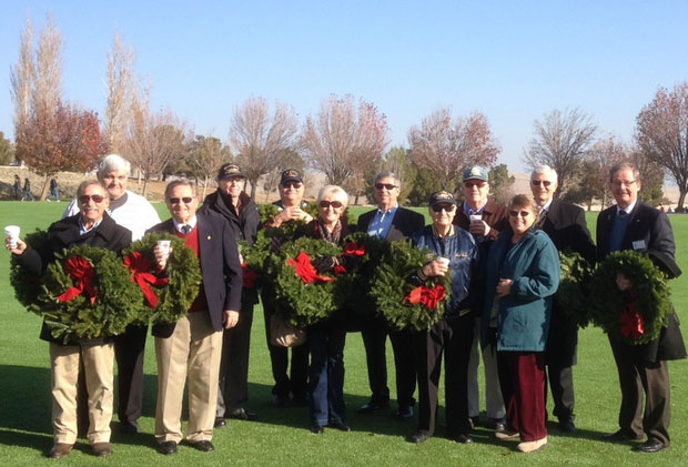 Wreaths Across America Day