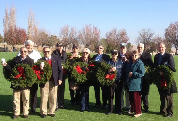 Wreaths Across America Day