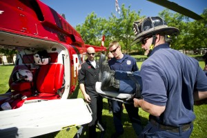 REACH, Lodi Fire Department wrap up training at Hutchins Street Square