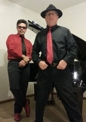Dueling Dawgz bring Dueling Pianos act to the Rusted Mic