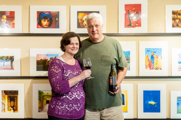 Helen and Dave Dart fuse business savvy with artistic inspiration