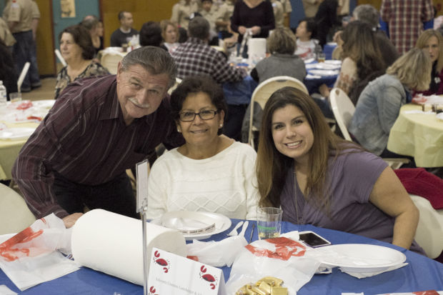 Lodi Boys and Girls Club crab feed
