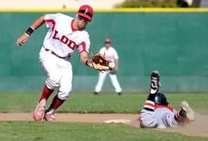 Joey Armstrong named San Joaquin Athletic Association MVP in baseball