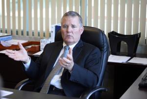 Lodi's interim police chief Ray Samuels talks shop about job