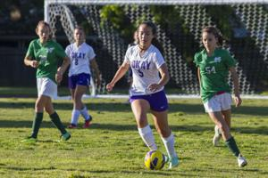 Girls soccer: Tigers give Rams a battle but come up a goal short in league-opening loss