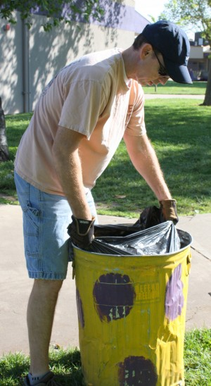 Volunteers from Lodi, Galt clean up parks, other public places