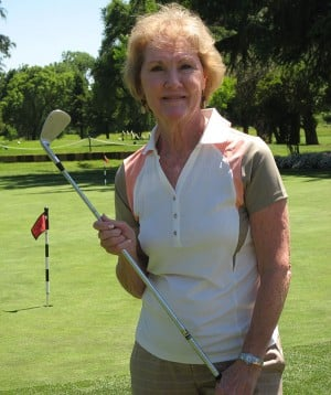 Susan Leveroni wins Woodbridge Country Club 18-Hole Ladies Handicap Tournament