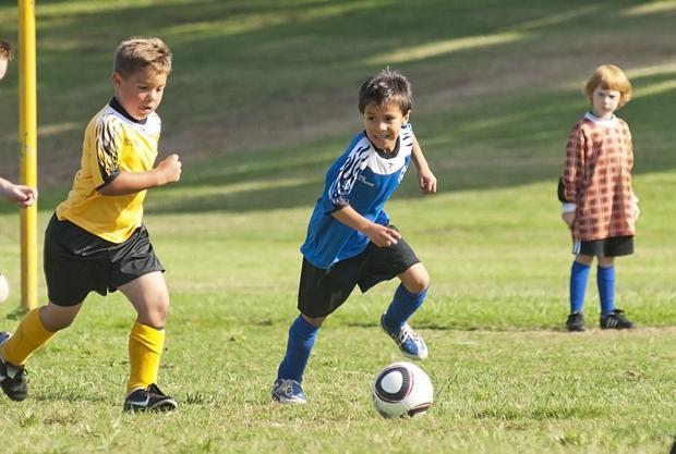 Lodi Parks & Recreation Tot Soccer League