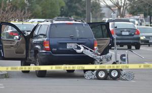 Police 'disrupt' bomb, incendiary device near Big 5 sporting goods in Lodi