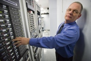 Back-up generator protects Lodi Unified School District's data