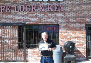 Paul's Safe Lock & Key