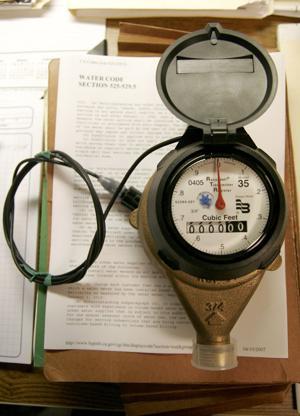 Lodi makes progress on water meter installation
