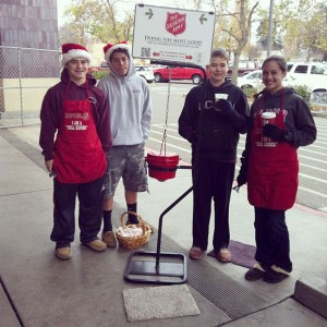 Vineyard Christian Middle School bellringers