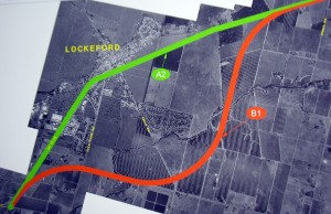 Lockeford bypass option could go through school