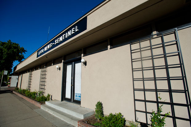 Lodi News-Sentinel building