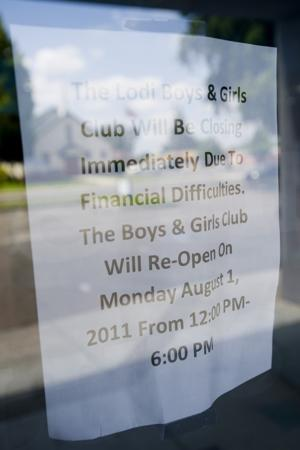 Lodi Boys and Girls Club closes for summer