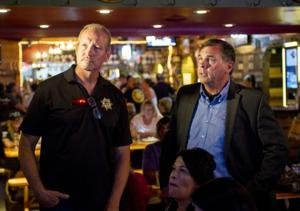Steve Moore takes early lead in San Joaquin County sheriff's race