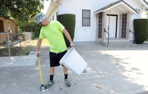 Lodian builds on donations to help keep city's streets clean