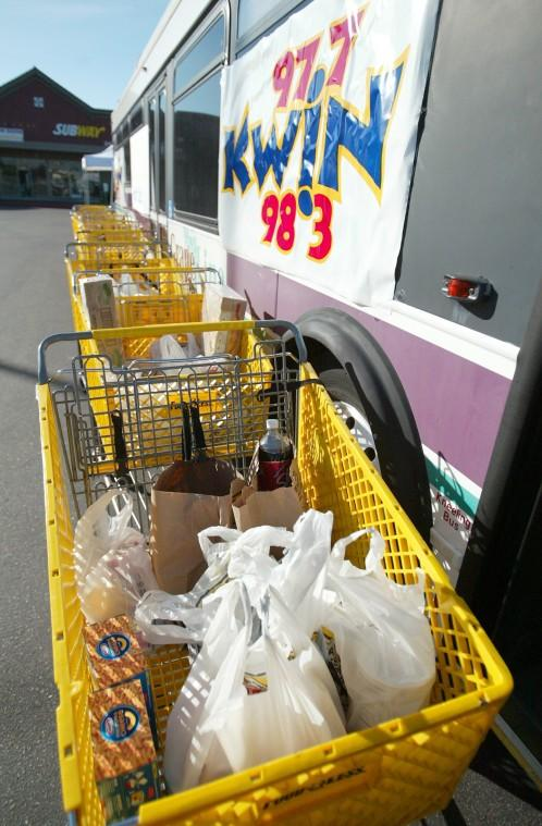 City of Lodi looking for food to Stuff the Bus