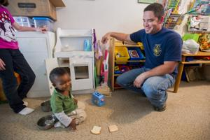 Foster adoption programs expand families