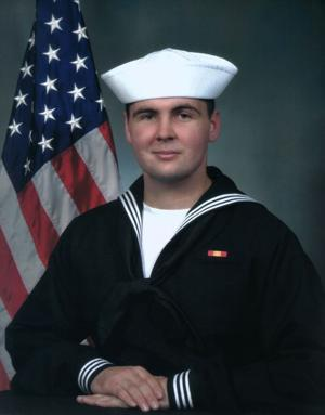 Joseph Eggert completes U.S. Navy basic training