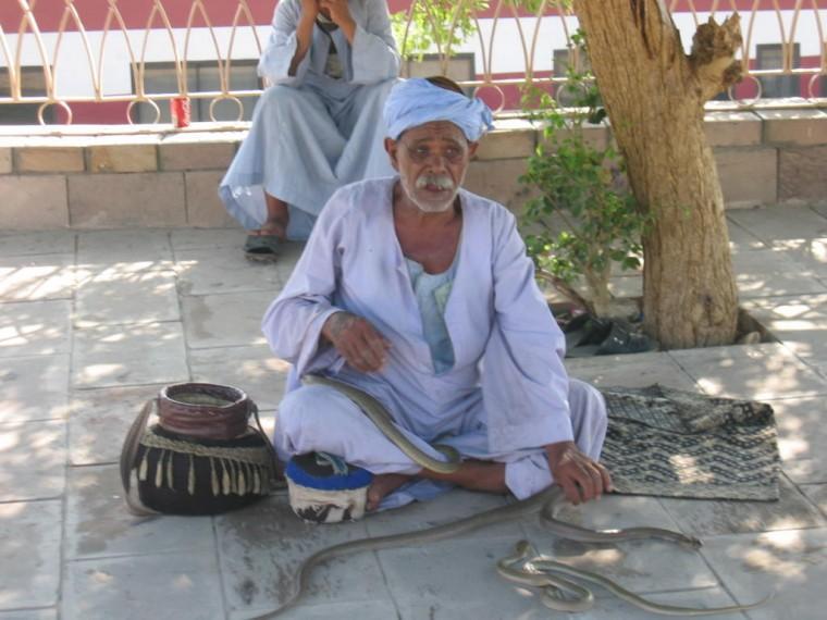 Cairo - Street Beggar