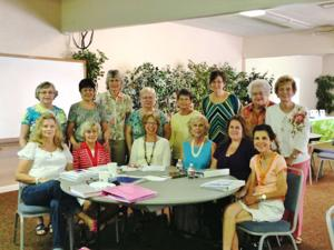 Women's Connection planners attend training workshop