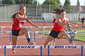 Carlie Buchanan blazes onto track and field scene