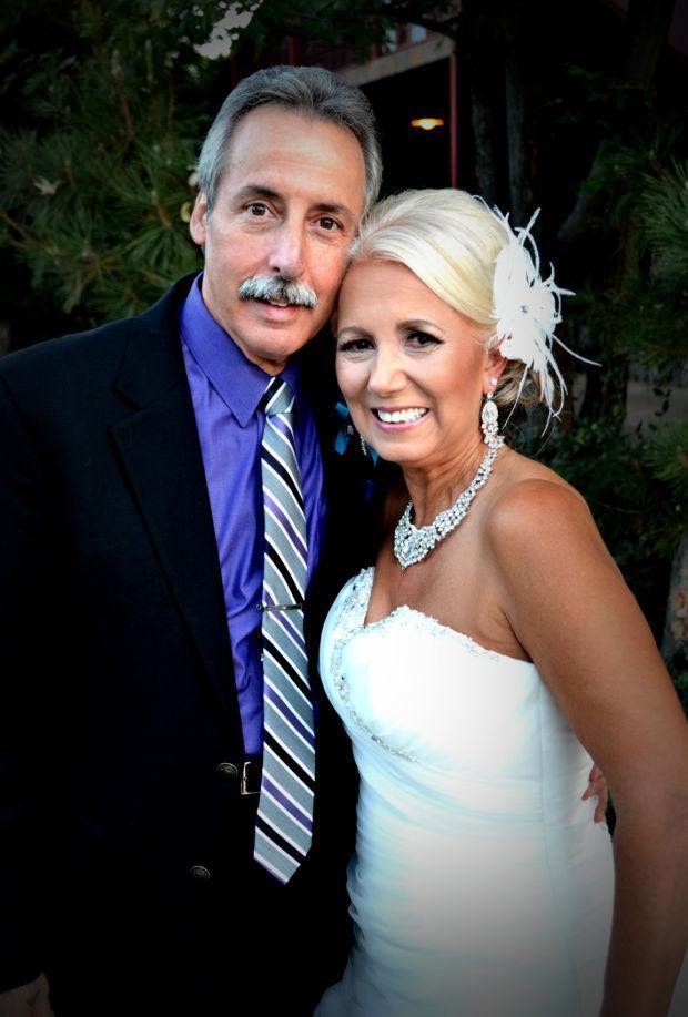 T.J. Vallero, Liz Waterbury married in September at Ironstone Winery