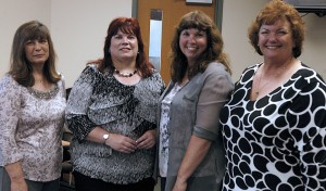 Four Lodi Police employees celebrate their retirement, 97 years of service