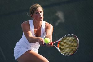 Momentum swing: Lodi gets revenge against Tracy in girls tennis
