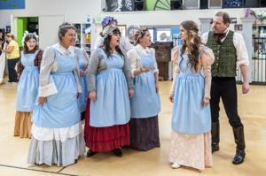 Lodi Musical Theater prepares for 'Les Miserables'