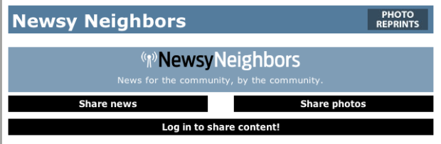 Newsy Neighbors link
