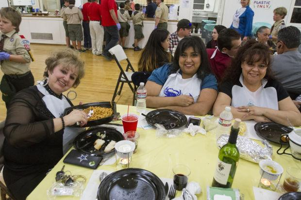 Lodi Mexican American Lions Club crab feed