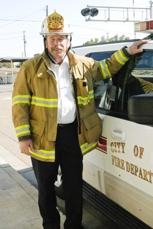 Interim Fire Chief Dan Haverty discusses life, work at Lodi Fire Department