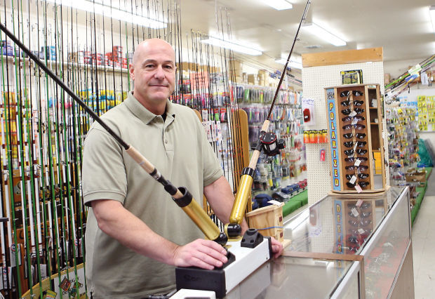 Jim Pickens plans to revitalize The Fisherman's Friend supply store