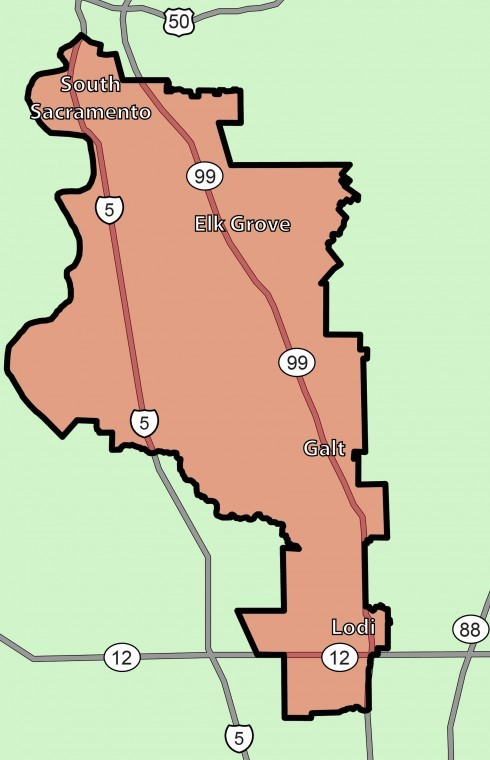 Local politicians content with new San Joaquin County districts