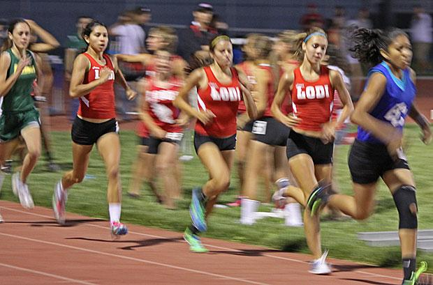 Lodi Tokay Athletes Going The Distance In Track And Field