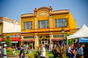Visit historic downtown Livermore to enjoy art, culture and a variety of dining options