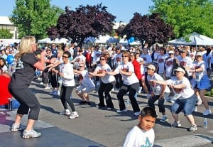 Lodi Memorial Hospital raises almost $100,000 in annual Walk for the Health of It event