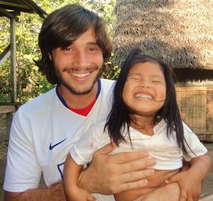 Lodi High School graduate Sean McDonald helps needy community in Ecuador