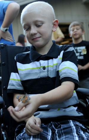 Watts Winery holds butterfly release fundraiser  for Lockeford boy diagnosed with rare cancer