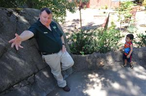 Kevin Hansen joins Micke Grove Zoo as new director