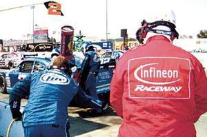 Racing's backbone
